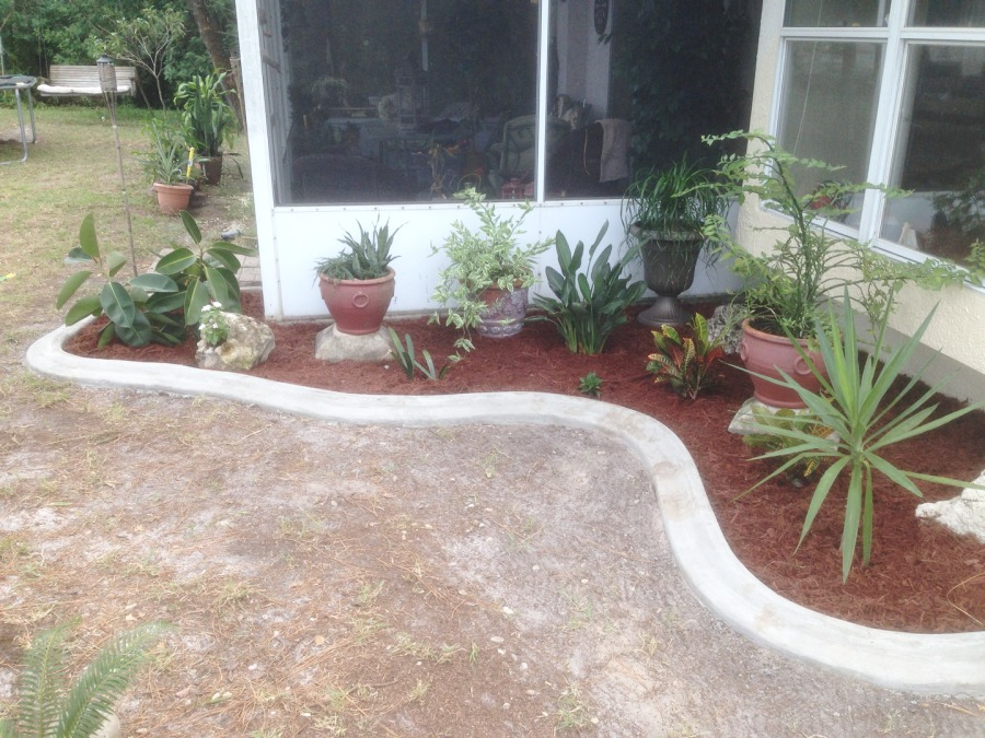 Curb It Yourself The Curbing Process